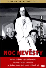 Noc Nevesty (1967) afişi