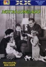 Not So Long Ago (ı) (1925) afişi