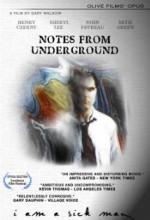 Notes From Underground (1995) afişi
