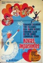 Novias Impacientes (1967) afişi