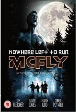 McFly Nowhere Left To Run (2010) afişi