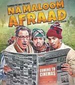 Na Maloom Afraad (2014) afişi