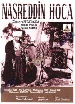 Nasreddin Hoca (1954) afişi