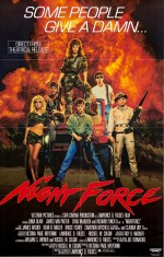 Nightforce (1987) afişi