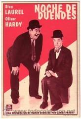 Noche De Duendes (1930) afişi