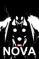 Nova (2016) afişi