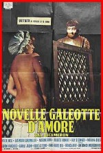 Novelle galeotte d'amore (1972) afişi