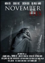 November Lies (2013) afişi