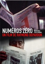 Numéros zéro (1981) afişi
