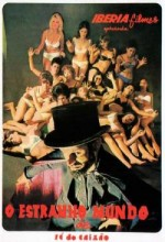 O Estranho Mundo De Ze Do Caixao Or 'strange World Of Coffin Joe'
