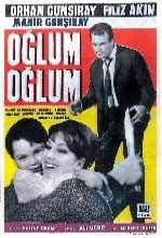 Oğlum Oğlum (1965) afişi