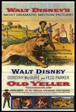 Old Yeller (1957) afişi