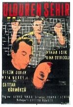 Öldüren Şehir (1953) afişi