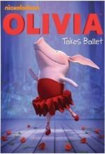 Olivia Takes Ballet (2010) afişi