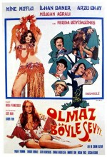 Olmaz Böyle Şey (1974) afişi