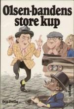Olsen-bandens Store Kup (1972) afişi