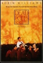 Ölü Ozanlar Derneği (1989) afişi
