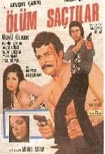 Ölüm Saçtılar (1972) afişi
