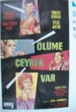 Ölüme Çeyrek Var (1963) afişi