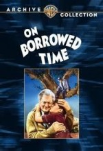 On Borrowed Time (1939) afişi