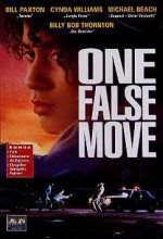 One False Move (1992) afişi