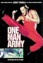 One Man Army (1994) afişi