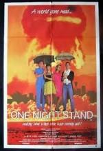 One Night Stand (1984) afişi