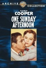 One Sunday Afternoon (1933) afişi