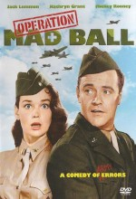 Operation Mad Ball (1957) afişi
