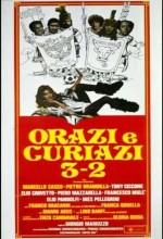 Orazi E Curiazi 3 - 2 (1977) afişi