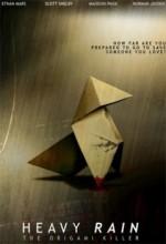 Origami Katili (1) afişi