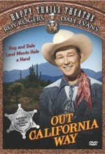 Out California Way (1946) afişi