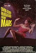 Over-sexed Rugsuckers From Mars (1989) afişi
