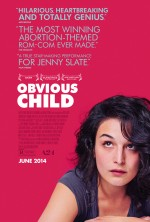 Obvious Child (2014) afişi