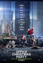 Office Christmas Party (2016) afişi