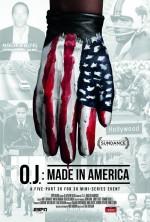 O.J.: Made in America  (2016) afişi