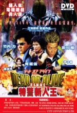 Dead or Alive: Final (2002) afişi
