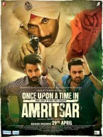 Once Upon a Time in Amritsar (2016) afişi