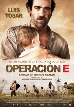 Operación E (2012) afişi