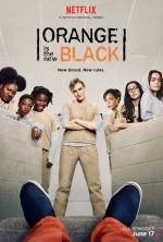 Orange is the New Black Sezon 4 (2016) afişi
