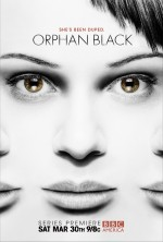 Orphan Black Sezon 1 (2013) afişi