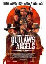 Outlaws and Angels (2016) afişi