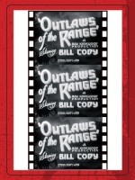 Outlaws of the Range (1936) afişi