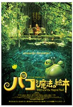 Paco And The Magical Book (2008) afişi