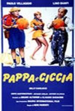 Pappa E Ciccia (1983) afişi