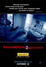 Paranormal Activity 2 (2010) afişi