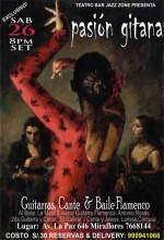 Pasión Gitana (1997) afişi