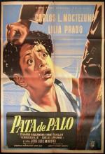 Pata De Palo (1950) afişi