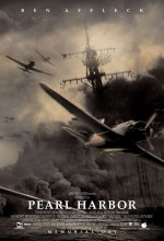Pearl Harbor (2001) afişi