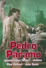 Pedro Páramo (ı) (1967) afişi